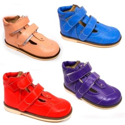 Обувь ортопедическая детская «Аюрведа 001/1» (18-22 см)
