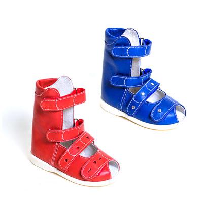 Детская ортопедическая обувь «Аюрведа 00-2/1» 13-17 см