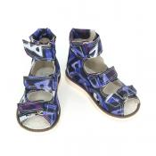Детская ортопедическая обувь «Аюрведа 00-1» из текстиля