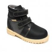 Обувь ортопедическая детская «Аюрведа 00-4» черная