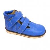 Обувь ортопедическая детская «Аюрведа 001/1» (18-22 см) синяя