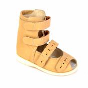 Детская ортопедическая обувь «Аюрведа 00-2/1» 18-22 см желтая